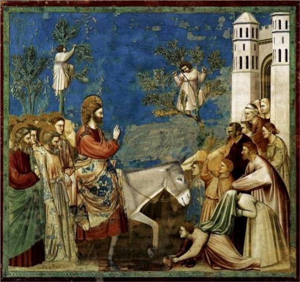 entry-into-jerusalem_Giotto