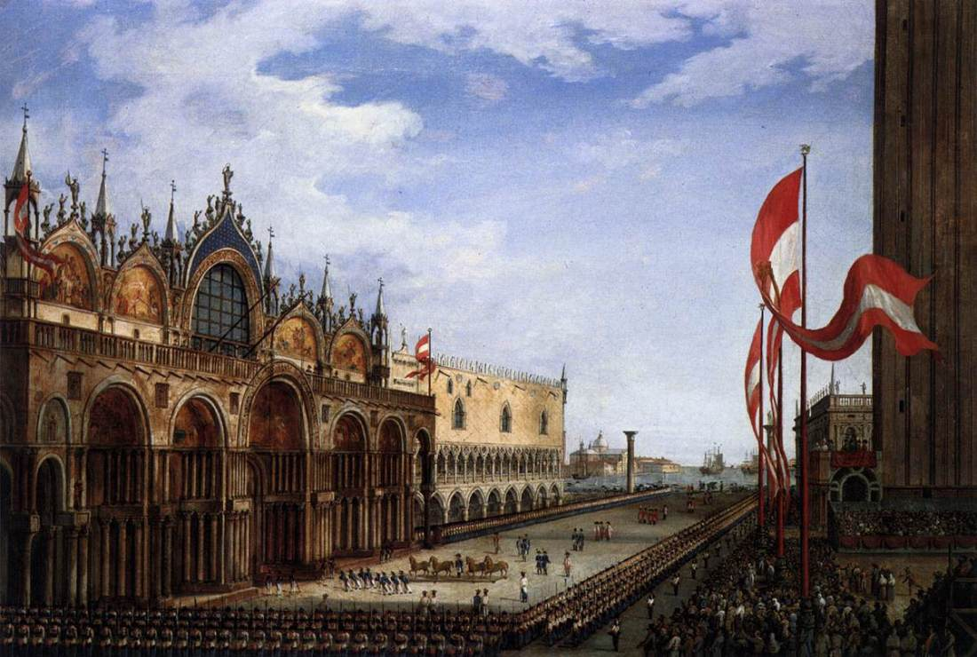 Vincenzo_Chilone_-_The_Return_of_the_Horses_of_San_Marco_-_WGA04820