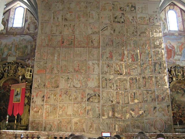Voile-de-Carême-de-la-cathédrale-de-Gurk-en-Autriche-composé-de-99-tableaux-de-lEcriture-1458