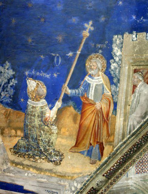 saint_Martial_-_Remise_du_bâton_de_saint_Pierre_(détail)_-_Voûtain_est
