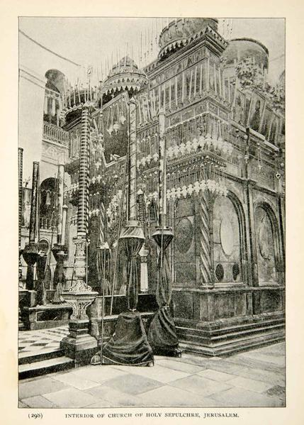 Holy Sepulchre_Tomb 5