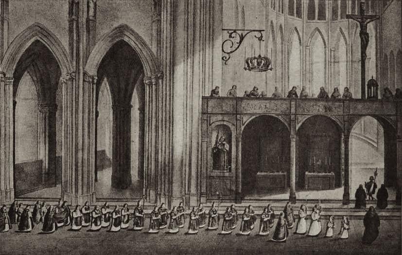 Lyon Procession 1