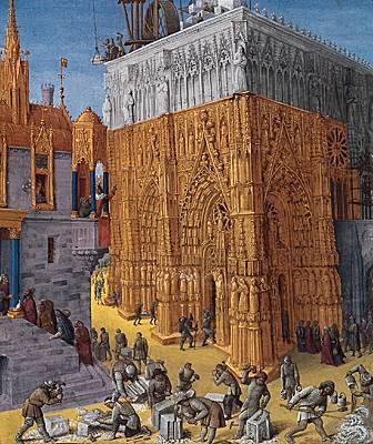 Temple (Jean Fouquet)