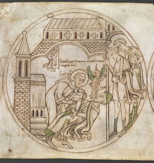 Exorcism 2 (Guthlac)