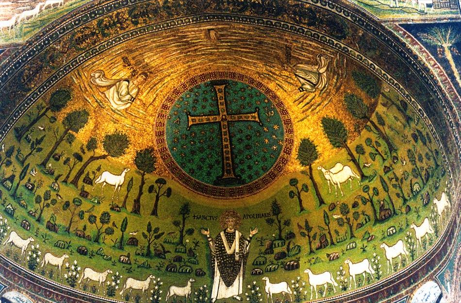 St A in Classe Mosaic