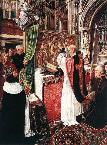 Veils (St. Gilles Mass)