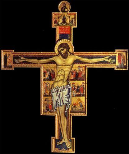 Crucifix (San Gimignano)
