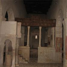 Screen (Pergula, 12th century)