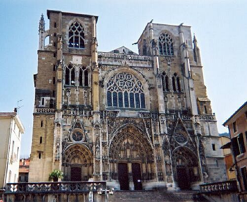 St Maurice (Vienne) 1