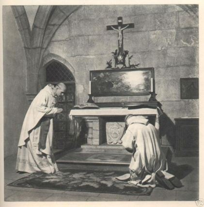 Image result for confiteor + solemn mass