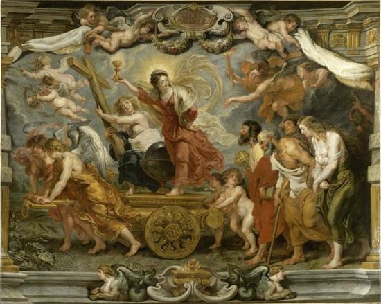 Rubens-triomphedel'eucharistie-Valenciennes